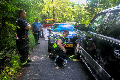 6-28-18 MVA With Injuries, Ferris Drive,  Photos By Bob Rimm