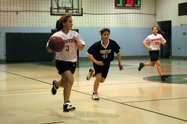 Bobcats Basketball 2006