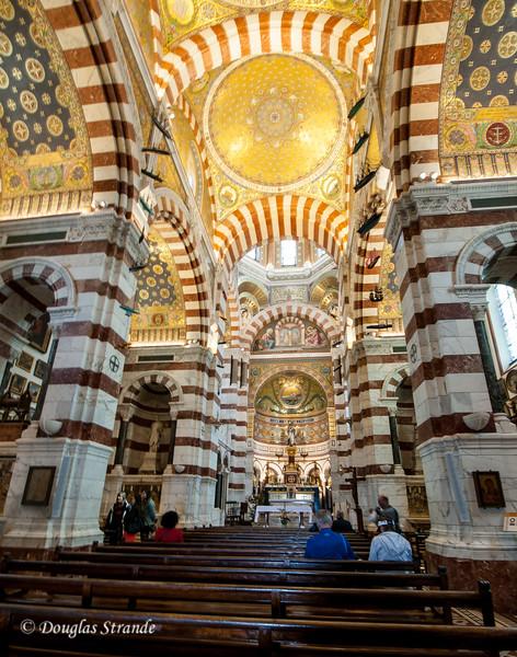 Marseille, France: Notre-Dame de la Garde