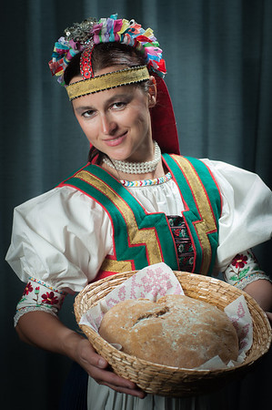 2012 Second Czech, Moravian and Slovak Folklore Festival in San Diego