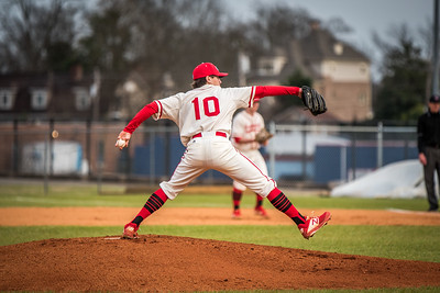 Greenville High School Baseball 3/15 game