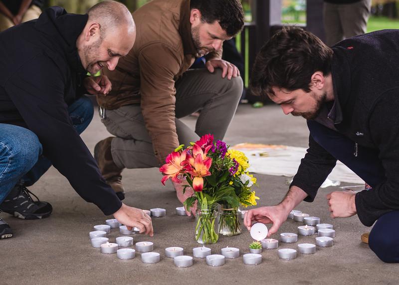 Hart/Davis Family Vigil