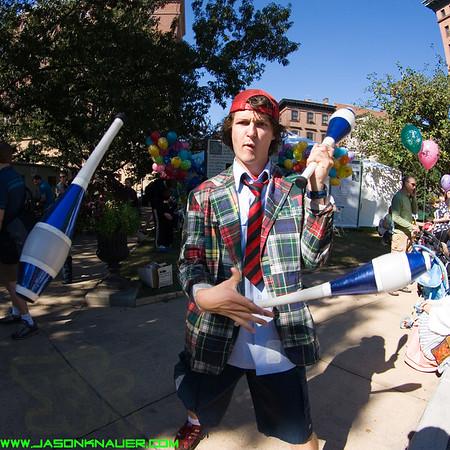 Book Festival Storybook Parade 2007