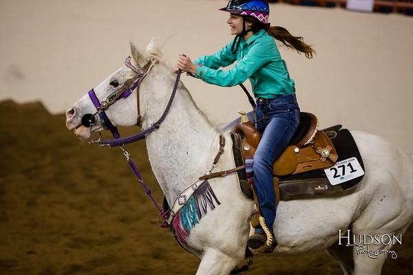 17 Barrels Horse Sr