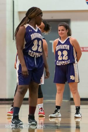 Broughton girls varsity basketball vs Sanderson. February 12, 2019. 750_5836
