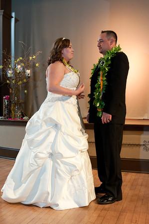Erin and Keoki First Dance