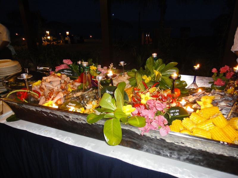 Buffet dinner at Tsanjong Jara Resort (5).JPG