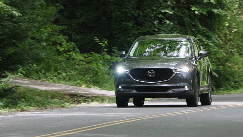2017 Mazda CX-5 Grand Touring AWD Driving Reel