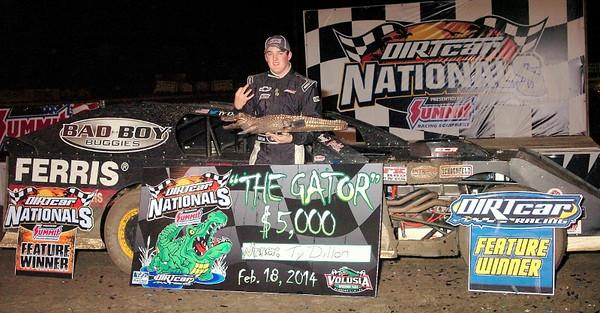 Dirtcar Nationals Volusia Speedway/Tommy Hein Photos