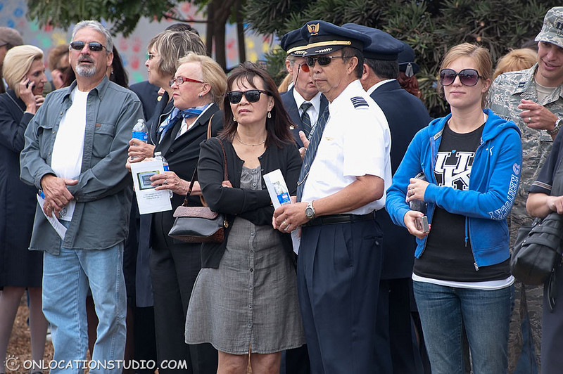 9-11 Memorial Service at Hermosa Beach 2010