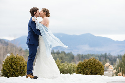 Alex & Chris - Lake Placid, NY