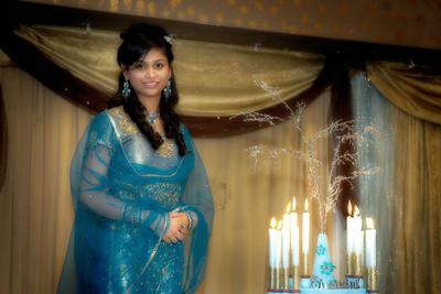 Chandni Sweet 16th Birthday