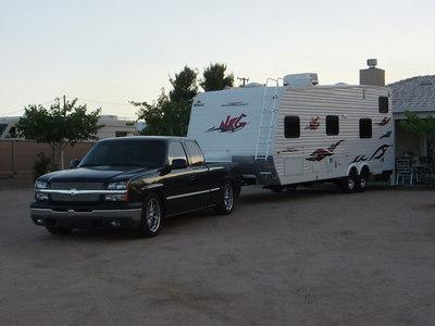 OUR 2006 NRG & Trucks