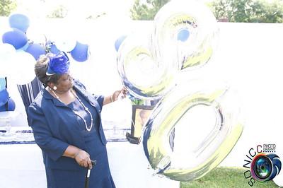 SEPTEMBER 12TH, 2021: BETTY'S 80TH BIRTHDAY BASH