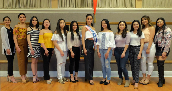 Introducing Miss Manila Candidates for 2018