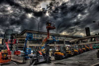 Camions HDR
