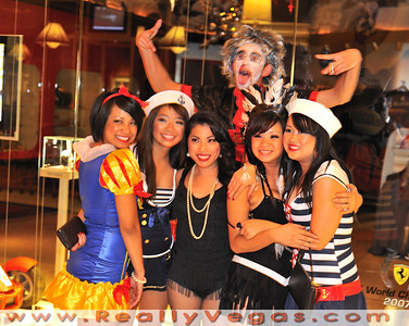 "Order Prints or Downloads from this photo gallery of ""Minge And Mayhem"" at Blush nightclub Halloween at Wynn Hotel & Casino."