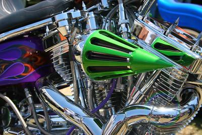 LA CALENDAR CUSTOM BIKE SHOW - LONG BEACH 2005