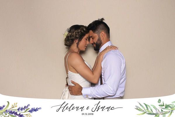 Helena e Isaac