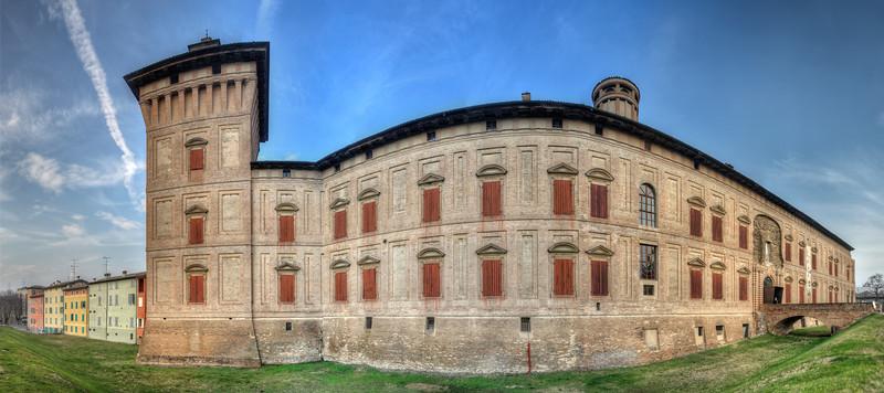 Rocca dei Boiardo - Scandiano, Reggio Emilia, Italy - December 11, 2011