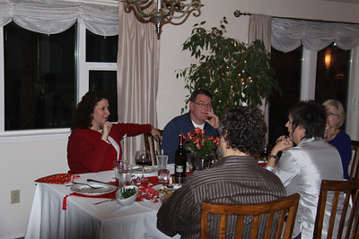 2012 Holiday Dinner Party
