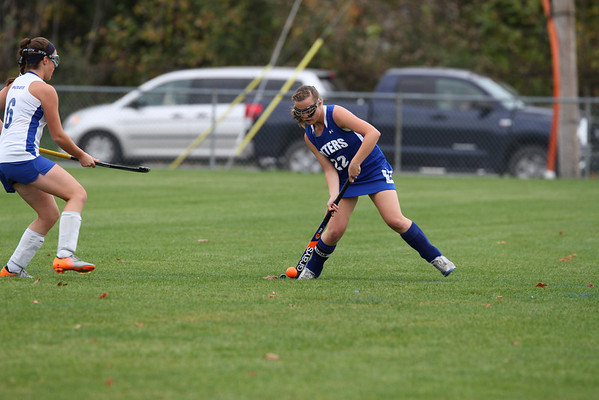 Otter Valley FH vs MAU