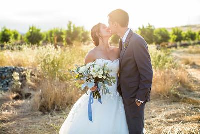 Crawford and Maddie Wedding