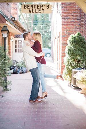 Tori and Craig Engagement Photos