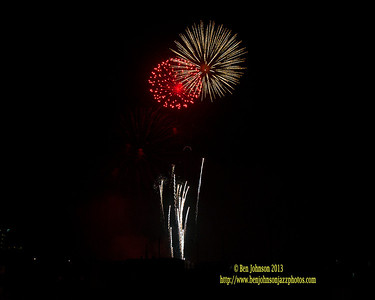 2013 Atlantic City Fireworks