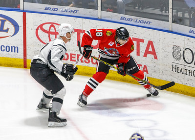 IceHogs vs Rampage 02-15-15