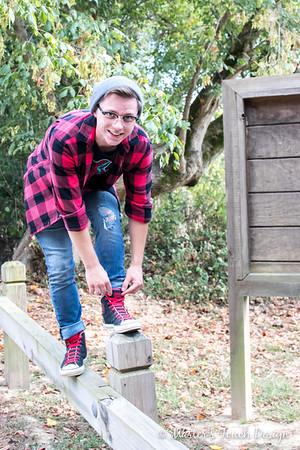Matthew's Senior Photos