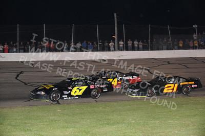 ASA Midwest Tour - Madison International Speedway - Friday July 2, 2010