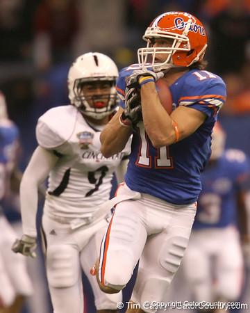 Super Photo Gallery: Sugar Bowl vs. Cincinnati, 1/1/10, first half