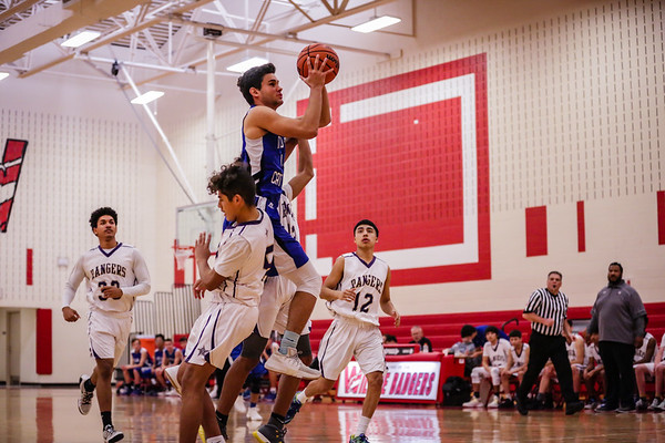 Dec 2 - VBB - JV vs Chisholm Trail - Ranger Classic