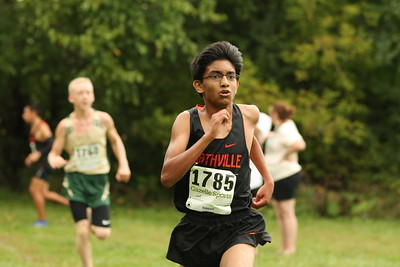Northville Cross Country 2019 Boys/Girls Vs. Howell/Plymouth 10/01/2019