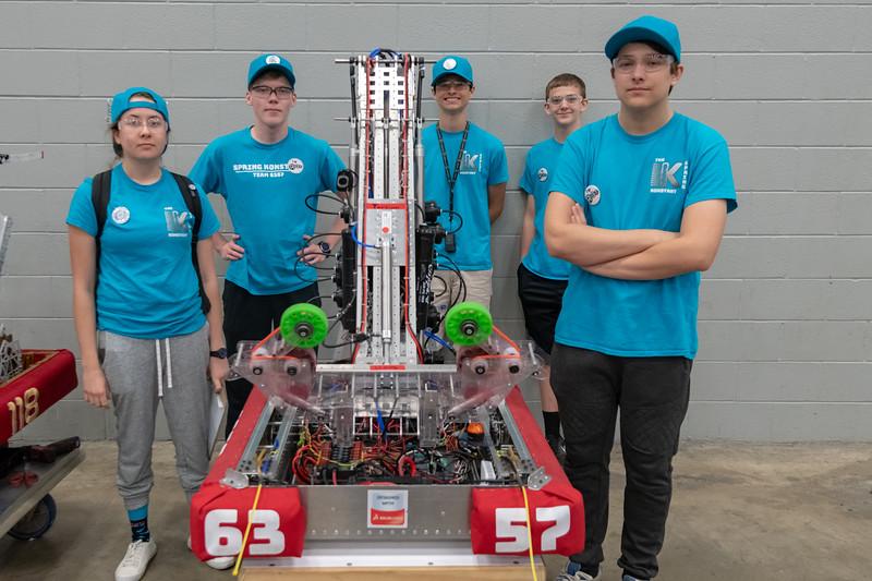 Texas UIL State Robotics Championship 2018