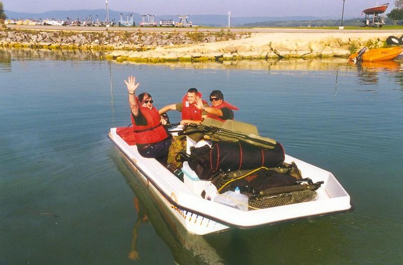 WCC99-Pic 26 -  Boat