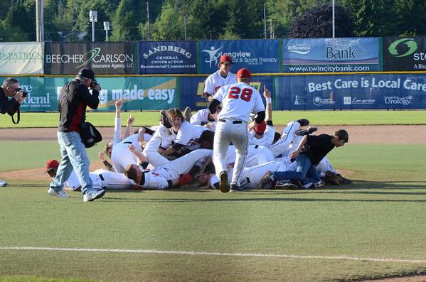 Everett CC NWAACC Champions 2013