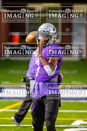 Ridge View Varsity Football vs Mauldin