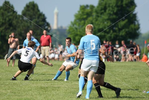 Chicago Lions vs UD Alumni Swords