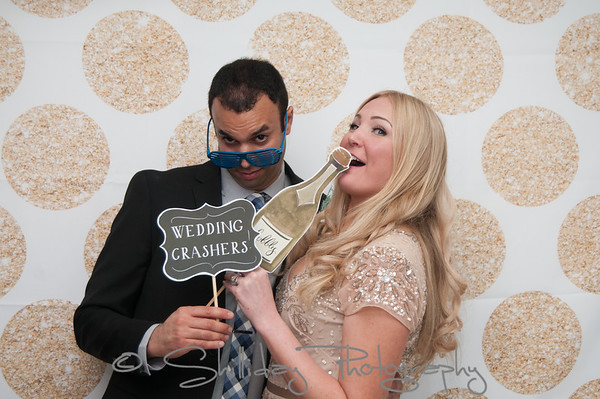 Erica and Dave - Photobooth