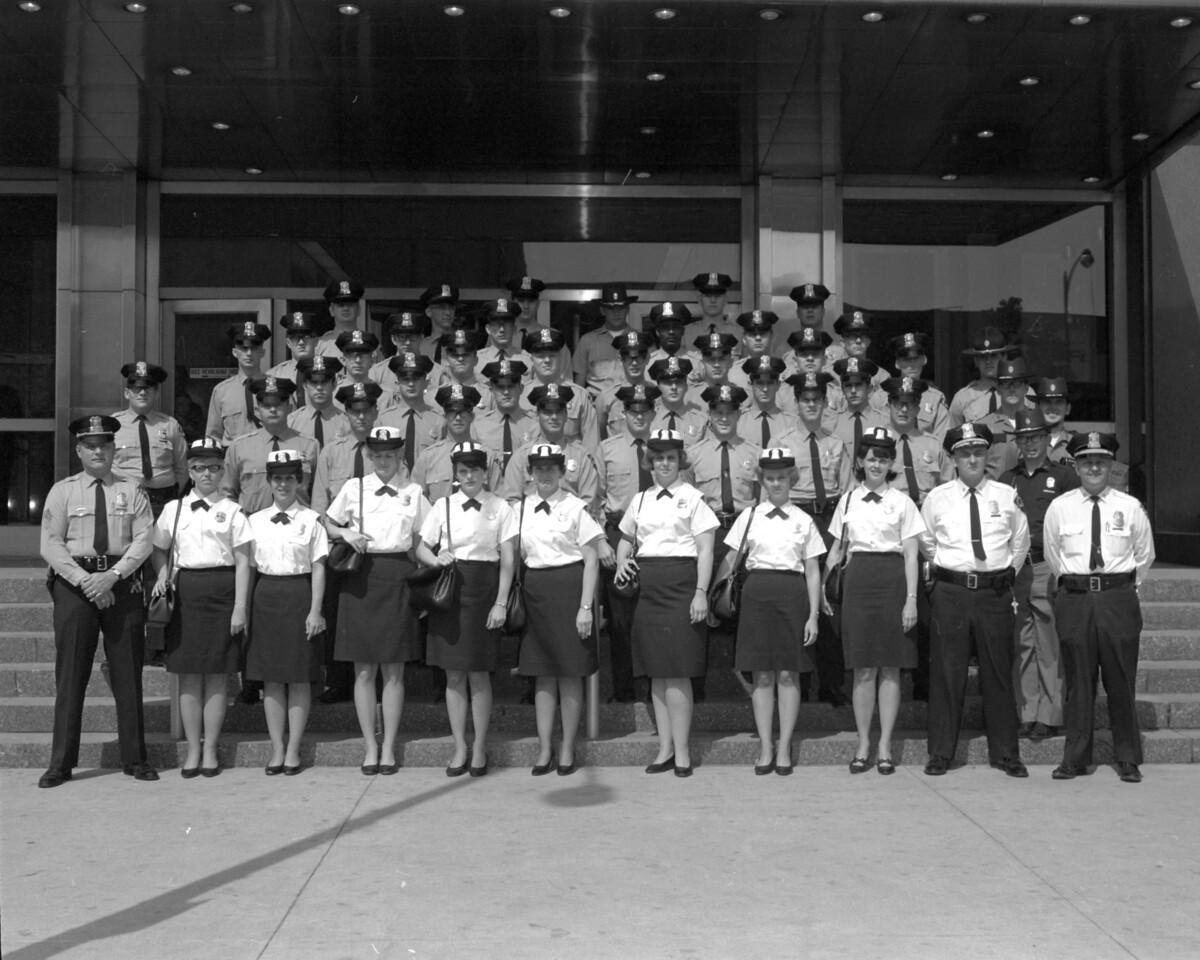 45th Recruit Class 1969