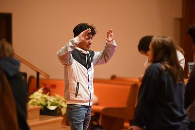 Student Led Week of Prayer