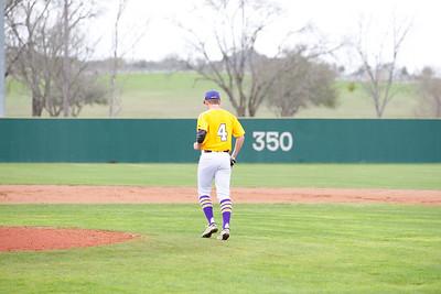 Shiner High Varsity Baseball 2-24-18