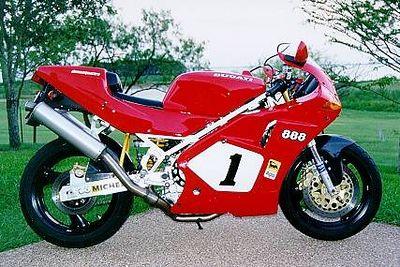Ducati 888 SP4