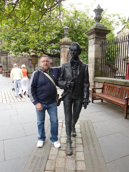 Hangin' With Robert Fergusson (Scottish Poet)