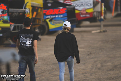 Outlaw Speedway Mike Jackson Memorial - Collin Wyant - 5/14/21