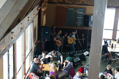 Fret Driffters at Ashland Ski Lodge
