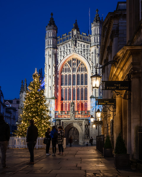 Christmas at Bath Abbey
