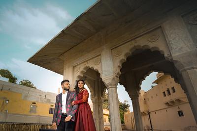 Disha & Karan